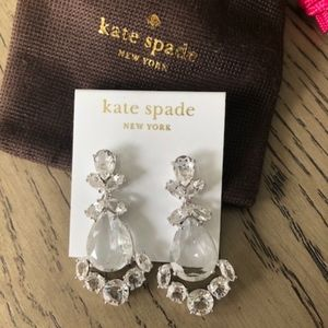 Kate Spade Jewelry - Perfect Earrings for Weddings!